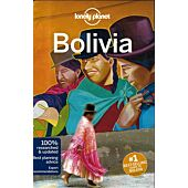 BOLIVIA LONELY PLANET EN ANGLAIS