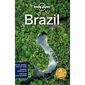 BRAZIL LONELY PLANET EN ANGLAIS