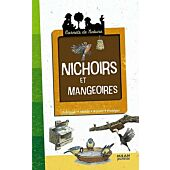 NICHOIRS ET MANGEOIRES CARNETS NATURE