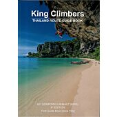 KING CLIMBERS THAILAND ROUTE GUIDEBOOK