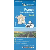 726 FRANCE GRANDS ITINERAIRES 1.1.000.000