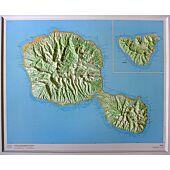 RELIEF TAHITI 1.100.000 (57x72)