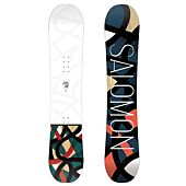 PACKS SNOWBOARD LOTUS+ FIX SPELL WHITE S