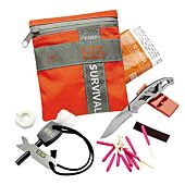 KIT DE SURVIE BEAR GRYLLS BASIC