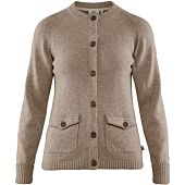 CARDIGAN GREENLAND RE-WOOL W