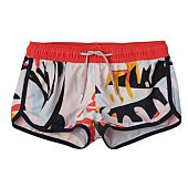BOARDSHORT PRINT BEACH FILLE