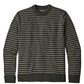 PULL COL ROND RECYCLED WOOL SWEATER M
