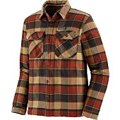 SURCHEMISE INSULATED FJORD FLANNEL M