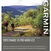 CARTOGRAPHIE TOPO FRANCE V5 PRO NORD-EST