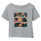 T-SHIRT MANCHES COURTES ORGANIC GRAPHIC W