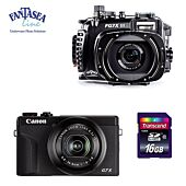 PACK G7X MARK III + CAISSON FANTASEA + CARTE 16GO