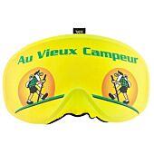 PROTECTION MASQUE MOUSSE AU VIEUX CAMPEUR
