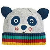 BONNET FRIENDLY FACE KNITTED HAT