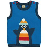 PULL COL ROND HANK KNITTED TANK TOP