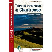 903 TOURS ET TRAVERSEES DE CHARTREUSE FFRP