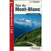 028 TOUR DU MONT BLANC ED.FFRP
