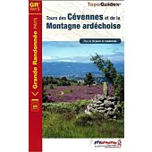 702 TOURS DES CEVENNES ED.FFRP