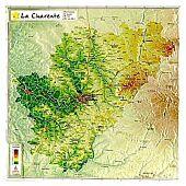 D16 LA CHARENTE 31CM X 31CM