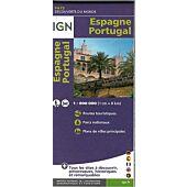 IGN ESPAGNE PORTUGAL 1 800 000