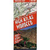 HIGH ATLAS MOROCCO 1 100 000