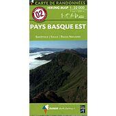 02 PAYS BASQUE EST 1 50 000
