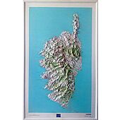 RELIEF CORSE 1 180 000 FORMAT 113X80