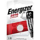 PILE BOUTON CR2016 LITHIUM - ENERGIZER