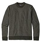 PULL COL ROND RECYCLED WOOL SWEATER M - PATAGONIA