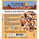 MUESLI AUX FRUITS - VOYAGER