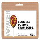CRUMBLE POMME FRAMBOISE - VOYAGER