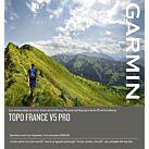 CARTOGRAPHIE TOPO FRANCE V5 PRO FRANCE ENTIERE + D - GARMIN