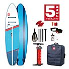 PACK STAND-UP PADDLE COMPACT - RED PADDLE