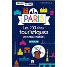 PARIS 200 SITES INCONTOURNABLES - EDITON BONNETON