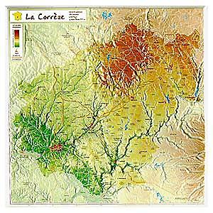 D19 LA CORREZE 31CM X31CM