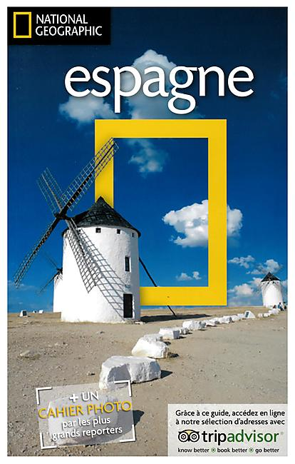 ESPAGNE  NATIONAL GEOGRAPHIC