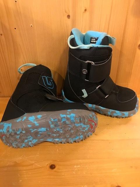 Boots enfant Burton Mini-Grom pointure 26
