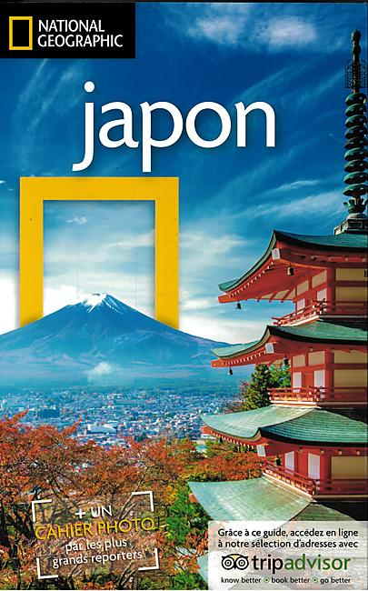 JAPON NATIONAL GEOGRAPHIC