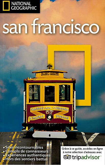 SAN FRANCISCO NATIONAL GEOGRAPHIC