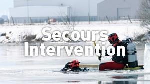 Secours Intervention-Plongée