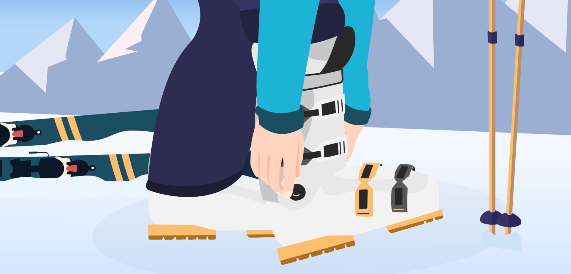 Choisir vos chaussures de ski