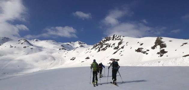 Les rudiments du ski de rando