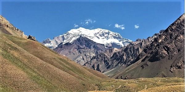 Ascension de l'Aconcagua (6962m) par les Engagés - Partie 1
