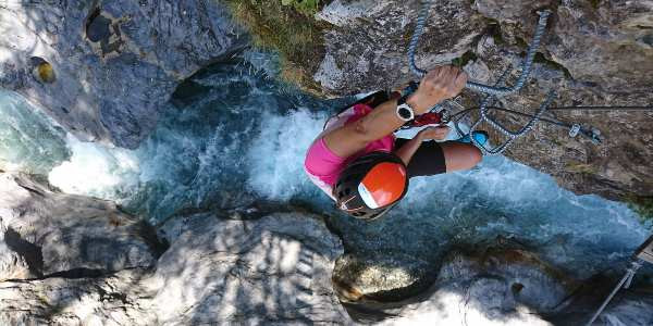 Via Ferrata, l'aventure verticale pour tous mais dans le respect des règles