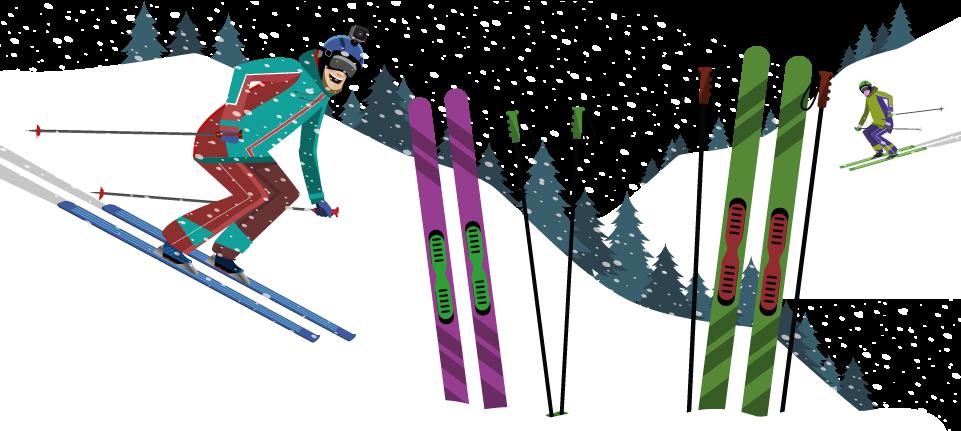 Bien Choisir ses Skis : nos Conseils pour l'Achat de vos Skis