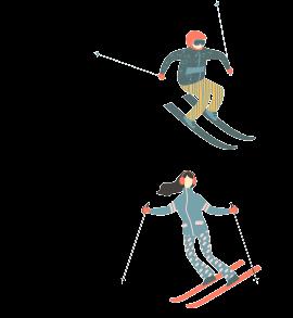 Achat de skis et matériel de ski