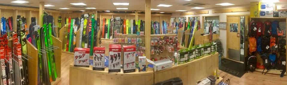 Au Vieux Campeur : le plus grand choix de matériel de ski