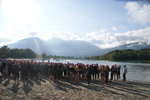 Triathlon de Passy 2014