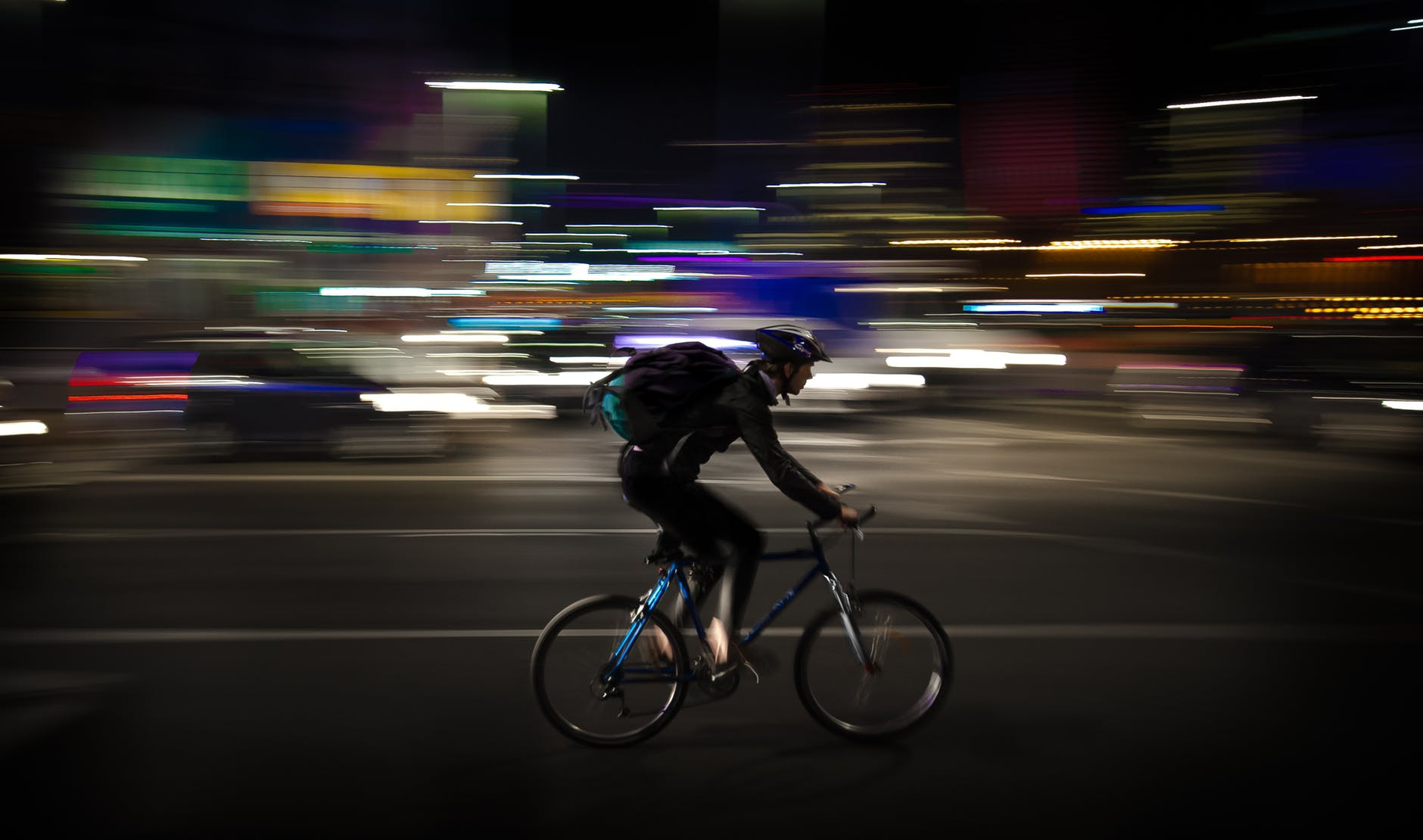 Bureau à vélo